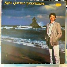 MIKE OLDFIELD 2XLP INCANTATIONS 1978 GERMANY VG++/EX
