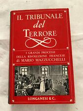 Il tribunale del terrore I Grandi processi della Rivoluzione Francese 1969