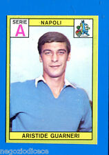CALCIATORI PANINI 1968-69 - Figurina-Sticker - GUARNERI - NAPOLI -Rec