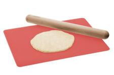 Kitchencraft rosso Multiuso silicone cucina tappetino - KCT.KCSILMAT