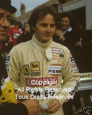Ferrari Gilles Villeneuve F1 Formula One Photo #211