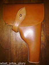 British Holster for Sam Browne Belt .45 Auto M1911 Leather