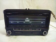 13 14 15 VW Volkswagen Jetta Passat AM FM Radio CD Player 1K0035164F Bulk 636