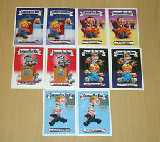 2016 Topps Garbage Pail Kids GPK Presidential Super Tuesday 10-card complete set