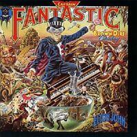 ELTON JOHN 'CAPTAIN FANTASTIC' CD NEW!