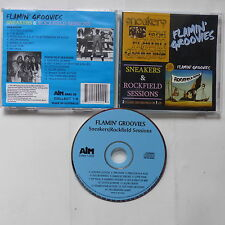 CD Album FLAMIN GROOVIES Sneakers / Rockfield sessions  AIM 0002 CD