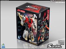 MFT Transformer MF24 Commander G1 pocket ratio machine dinosaur snarl kids toys