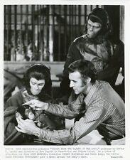 Roddy Mcdowall Kim Hunter Ricardo Montalban Escape From The Planet Of The Apes