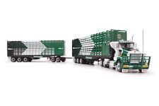 Highway Replicas 12007 Kenworth Sar Truck Livestock Road Train McIver Group 1 64