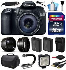 Cámaras digitales Canon EOS 60D