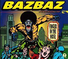 CAMILLE BAZBAZ : Finger In The Nose (Remixes) ♦ Maxi Cd 5 Titres