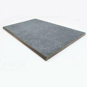 "Porcelain Coping Stone - 400x600mm - 16"" - Dark Grey - not concrete coping stone"