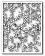 """Poppystamps 1556 """"Snowflake Lattice Frame 100% Steel Craft Die Size: 4.25 x 5.5"""""""