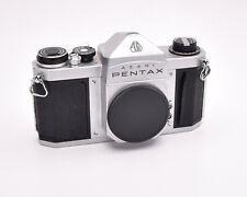 Asahi Pentax S1a 35mm SLR Film Camera Body M42 Body Cap (#4609)