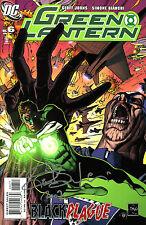 Green Lantern #6 Signed By Artist Simone Bianchi (Lg)