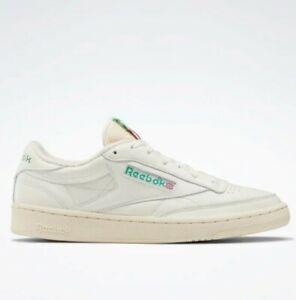 Reebok Club C 85 Vintage Men's Shoes Size 13 Brand New-V67899