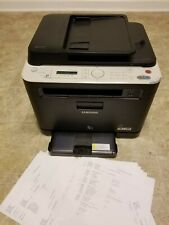SAMSUNG CLX-3185FW COLOR PRINTER