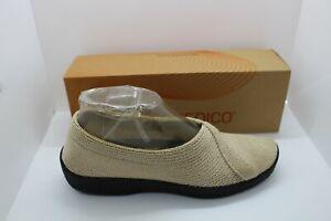 SHOES/FOOTWEAR - Arcopedico Mailu Knitted shoe beige