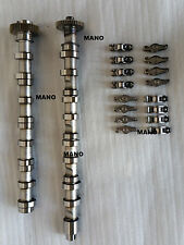 Audi 1.6 & 2.0 TDi Inlet & Exhaust Camshafts 16 ROCKER ARMS KIT CFGB CBBB CLJA