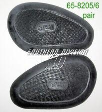 BSA 65-8205 65-8206 65-8205/6 Tank Rubber knee grips kniegummis M20 M21 B33 M33