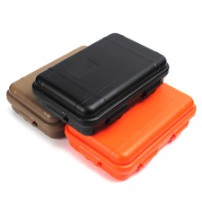 1PC Plastic Waterproof Outdoor EDC Survival Container Storage Case Carry Box