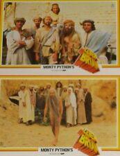 Life Of Brian - Monty Python's - Lobby Cards - Graham Chapman, John Cleese