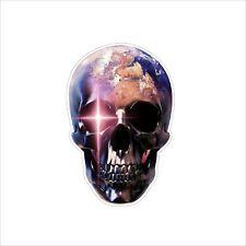Hood Decal Vinyl Sticker Skull Car Van Tailgate Window Bumper Laptop Decor