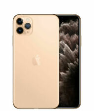 Apple Replacement iPhone 11 Pro Max 256gb Gold LTE Cellular Unlocked