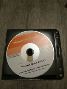 Windows Server 2003 R2 X64 Inc SP2
