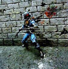 GI JOE CUSTOM COBRA NIGHT CREEPER 25th Anniversary Action Figure 1:18 Ninja