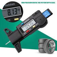 Jauge de filetage de pneu de haute précision avec affichage LCD jauge de mesure