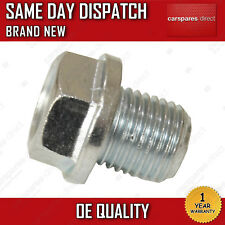BRAND NEW OIL SUMP PLUG FIT FOR A FORD C-MAX, FIESTA, MONDEO, TRANSIT
