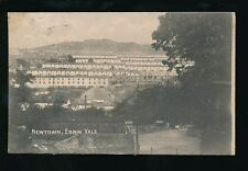 Wales Mon Monmouthshire EBBW VALE Newtown Used 1916 PPC