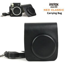 Protect Case Bag Black For Fujifilm Instax Mini 90 NEO Classic Photo Fuji Camera