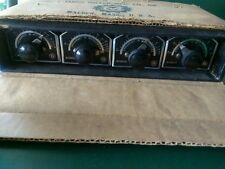 90600 Frequency Meter Set  3-140 MC, James Millen