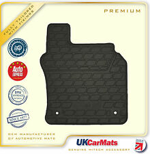 Genuine Hitech Audi TT MK3 Fully Tailored Premium Rubber Mats 2015-