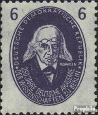 DDR 263 fine used / cancelled 1950 250 years German.Academy the science