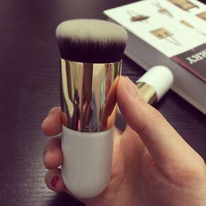 Pro Makeup Flat Foundation Faces Blush Kabuki Powder Contour Brush Cosmetic Tool