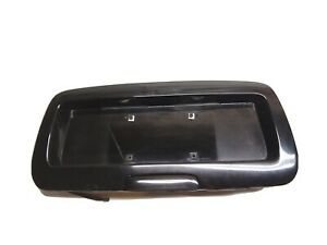 Trailblazer Envoy Rear Liftgate Trunk Gate Hatch License Plate Tub Trim Handle