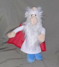 Peluche Panoramix 22 cm Asterix en parfait état