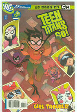 Teen Titans Go! 1st app Joy Stick DC Comics 2007 VF Combined Shipping Available