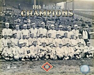 1916 Boston Red Sox World Series Champions Photo
