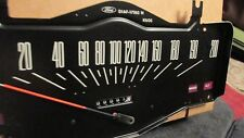 NOS 1971 1972 FORD GALAXIE LTD CUSTOM 500 COUNTRY SQUIRE 200 KILO SPEEDOMETER