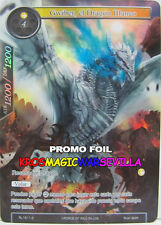 FOW Force of Will - GWIBER, EL DRAGÓN BLANCO -RL1611-2 PROMO FOIL- ESPAÑOL