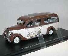 PERFEX 213, CITROEN u23 Bus Tourisme, AUTOCAR, 1948, 1/43 - Limited Edition