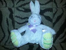"HALLMARK Cuddle Bunny PLUSH EASTER RABBIT STUFFED ANIMAL 19"" Somebunny Loves You"