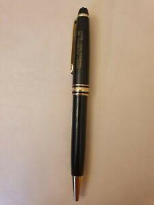 Original Montblanc Meisterstück 164 Kugelschreiber schreibbereit schwarze Mine