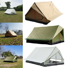 New listing Ultralight Camping Tent Beach Hiking Portable Easy Setup Backpacking Tent