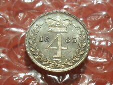 More details for 1883 victoria maundy four pence.