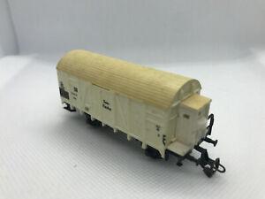 Modelleisenbahn Spur TT Güterwagen, Seefische, in Orginalverpackung